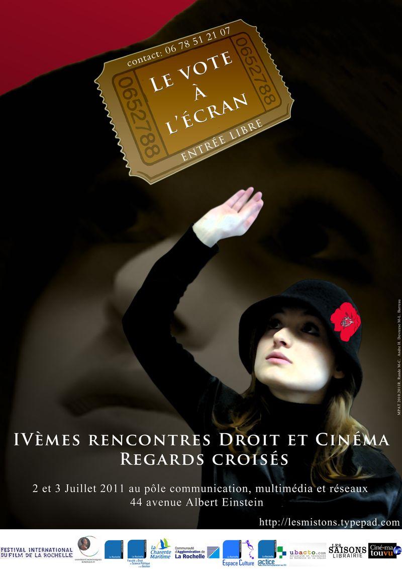 IV° rencontres Droit et cinéma-1