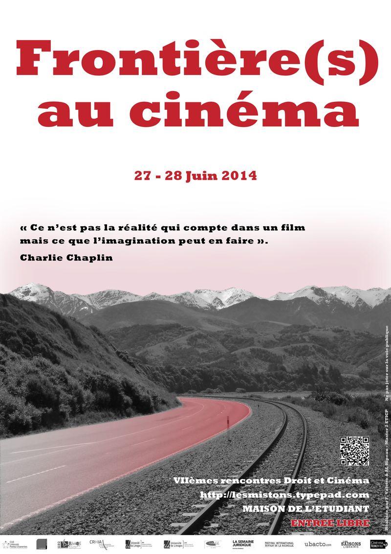 Affiche Frontière(s) au cinéma